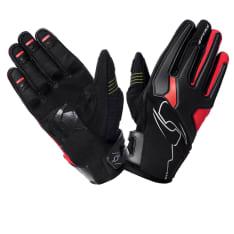Rękawice sportowe SPYKE TECH SHORT kolor czarny/czerwony