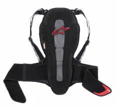 Ochraniacz kręgosłupa ALPINESTARS NUCLEON KR-2 kolor czarny/czerwony