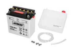 Akumulator Kwasowy/Obsługowy/Rozruchowy 4 RIDE 12V 9Ah 85A L+ odpowietrzenie z prawej 138x77x141 Suchoładowany z elektrolitem APRILIA AF1, LEONARDO, PEGASO, SCARABEO, SR 50-750 1968-