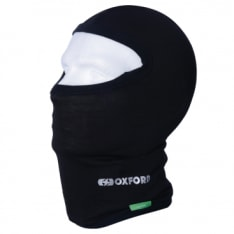 Kominiarka OXFORD WEAR Balaclava Cotton kolor czarny, rozmiar OS