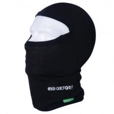 Kominiarka OXFORD WEAR Balaclava Cotton kolor czarny, rozmiar OS