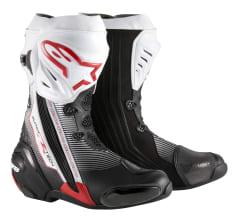 Buty sportowe SUPERTECH R ALPINESTARS kolor biały/czarny/czerwony