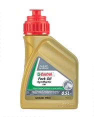 Olej do amortyzatorów CASTROL Fork Oil Synthetic SAE 5W 0,5l Syntetyczny