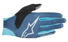 Rękawice rowerowe ALPINESTARS AERO V3 kolor niebieski