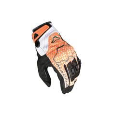 Rękawice turystyczne MACNA ASSAULT kolor czarny/pomarańczowy