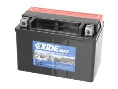 Akumulator AGM/Bezobsługowy/Rozruchowy EXIDE 12V 8Ah 120A L+ 150x87x105 Suchoładowany z elektrolitem YTX9-BS AEON COBRA, OVERLAND; APRILIA AF1, LEONARDO, MOJITO, PEGASO, RED ROSE 25-1000 1982-