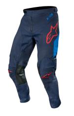 Spodnie cross/enduro ALPINESTARS MX RACER TECH COMPASS kolor granatowy/niebieski