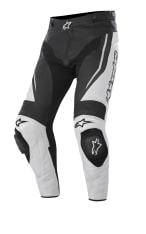 Spodnie sportowe ALPINESTARS TRACK kolor biały/czarny