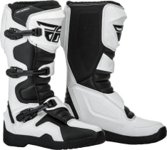 Buty cross/enduro MAVERIK FLY RACING kolor biały