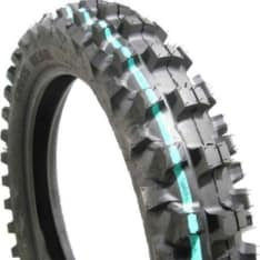 Opona cross/enduro MITAS 110/100-18 TT 64R C18 SUPER LIGHT GREEN Tył