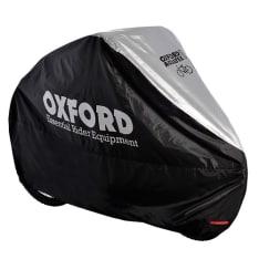 Pokrowiec na rower OXFORD AQUATEX CC1 kolor srebrny