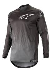 Koszulka off road ALPINESTARS MX RACER GRAPHITE kolor czarny