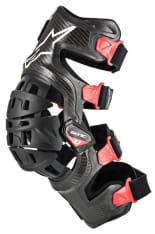 Stabilizator kolan ALPINESTARS MX BIONIC-10 CARBON kolor czarny/czerwony