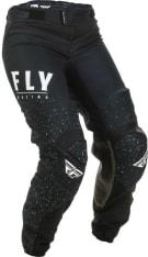 Spodnie cross/enduro FLY RACING Women's Lite kolor biały/czarny