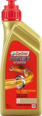 Olej do silników 2T 2T CASTROL Power 1 Scooter 1l TC+ ISO-L-EGD; JASO FD Półsyntetyczny