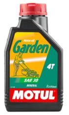 Olej do silników 4T 4T MOTUL Garden SAE 30 1l CD; SG Mineralny do kosiarek i innych urządzeń ogrodowych
