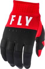 Rękawice off road FLY RACING F-16 kolor biały/czarny/czerwony