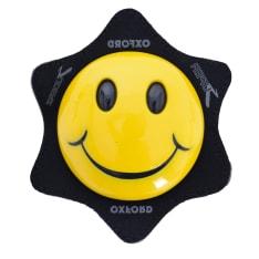Slidery kolan OXFORD SMILER kolor żółty