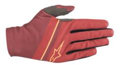 Rękawice rowerowe ALPINESTARS ASPEN PLUS GLOVE kolor czerwony