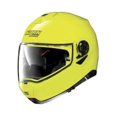 Kask szczękowy NOLAN N100-5 HI-VISIBILITY N-COM 22 kolor żółty