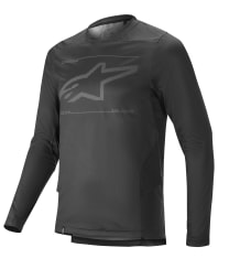 Koszulka rowerowa ALPINESTARS DROP 6.0 L/S JERSEY kolor czarny