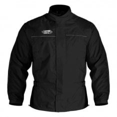 Kurtka i spodnie przeciwdeszczowe OXFORD RAINSEAL OVERS 2 PC kolor czarny