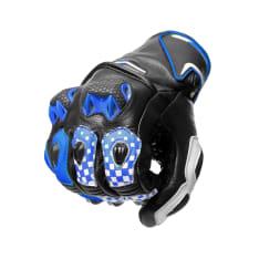 Rękawice sportowe SPYKE TECH SPORT VENTED kolor biały/czarny/niebieski