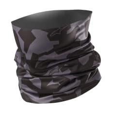 Kołnierz ocieplający ALPINESTARS CAMO kolor biały/czarny, rozmiar OS