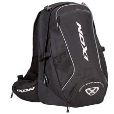 plecak IXON X-ROAD kolor czarny/biały pojemność 25 l.