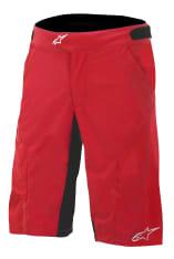 Spodenki rowerowe ALPINESTARS HYPERLIGHT 2 kolor czarny/czerwony