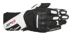 Rękawice sportowe ALPINESTARS SP-8 V2 GLOVES kolor biały/czarny