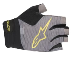 Rękawice rowerowe ALPINESTARS ROLLING FINGER kolor szary/żółty