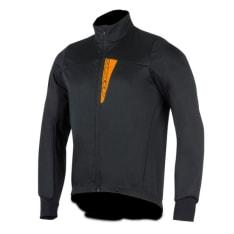 Kurtka rowerowa ALPINESTARS CRUISE kolor czarny/pomarańczowy
