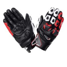 Rękawice sportowe SPYKE TECH SPORT kolor biały/czarny/czerwony