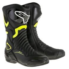 Buty sportowe SMX-6 V2 ALPINESTARS kolor czarny/fluorescencyjny/żółty