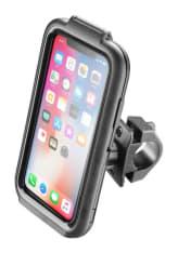 Uchwyt na telefon INTERPHONE ICASE IPHONE X (montowany do kierownicy)
