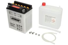 Akumulator Kwasowy/Obsługowy/Rozruchowy 4 RIDE 12V 14Ah 190A P+ odpowietrzenie z lewej 136x91x168 Suchoładowany z elektrolitem YB14L-A2 APRILIA ATLANTIC, MOTO, PEGASO, SCARABEO, TUAREG 110-1200