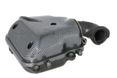 """Filtr Powietrza Kompletny (Carbon Style) Do Silników Minarelli Horisontal (Poziomy) Oraz """"Chińskich Skuterów 2T"""" Yamaha/Cpi/Keeway/Aprilia"""