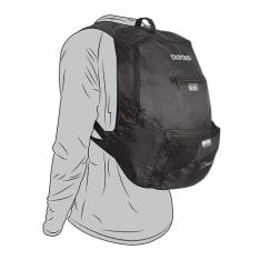 Plecak (15L) X Handy OXFORD kolor czarny, rozmiar OS