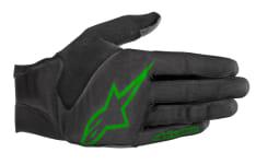 Rękawice rowerowe ALPINESTARS AERO V3 kolor czarny/zielony