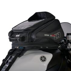 Torba na bak (30L) S30R OXFORD kolor czarny, rozmiar OS
