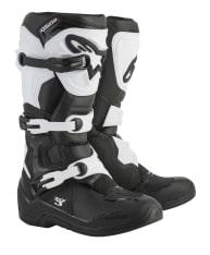 Buty cross/enduro TECH 3 ALPINESTARS MX kolor biały/czarny
