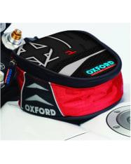 torba na bak X1 micro tank bag, kolor czerwony