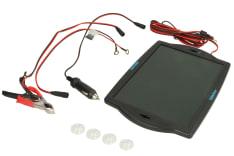 Ładowarka do akumulatorów SOLARISER (bateria słoneczna do ładowania akumulatorów)