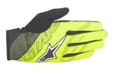 Rękawice rowerowe ALPINESTARS STRATUS kolor czarny/żółty