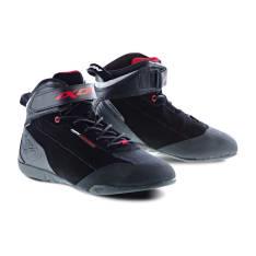 Buty turystyczne SPEEDER WP IXON kolor czarny/czerwony