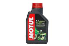 Olej do silników 4T 4T MOTUL 5100 SAE 15W50 1l SM JASO MA-2 Półsyntetyczny wzbogacony estrami