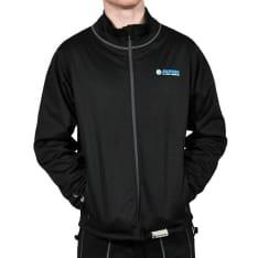 Bluza OXFORD CHILLLOUT OVER JACKET kolor czarny, rozmiar 4XL
