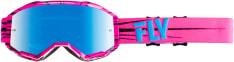 Gogle motocyklowe FLY RACING 2019 Zone kolor fluorescencyjny/różowy