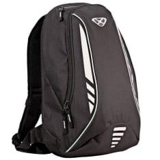 plecak IXON X-STREET kolor czarny/biały pojemność  20l.